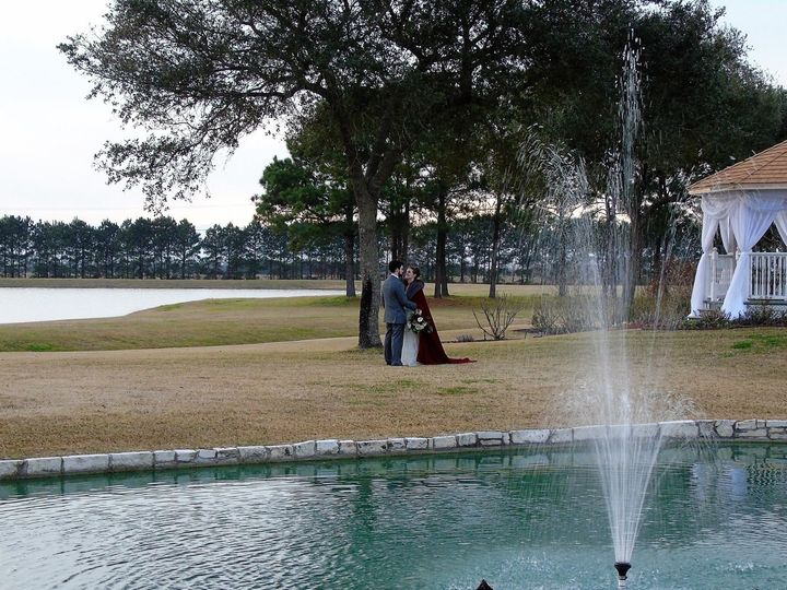 Tmx Wedding In January With Views Of The Pond And Lake 51 3598 158268337176106 Hockley, TX wedding venue
