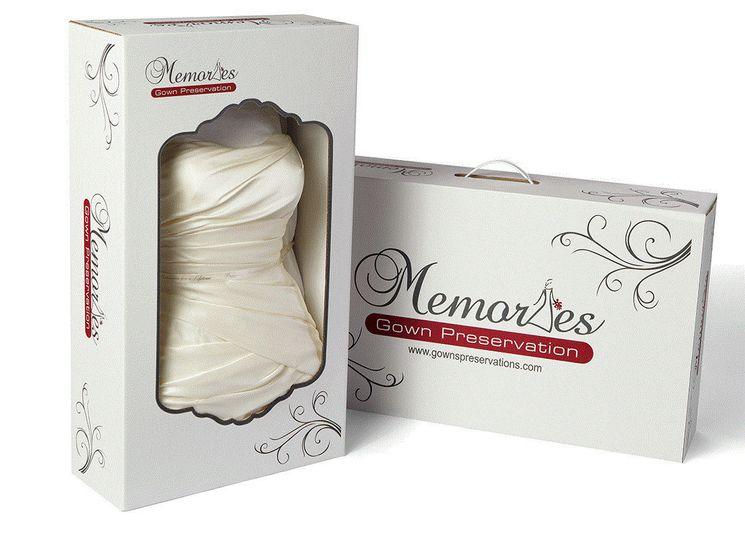 Memories Gown Preservation - Unique Services - Houston, TX - WeddingWire