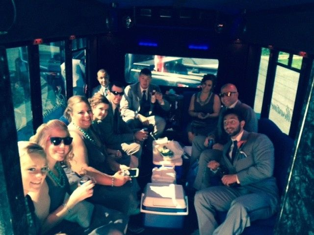 Tmx 1456442939144 Wedding Party 8 9 14 Medina wedding transportation