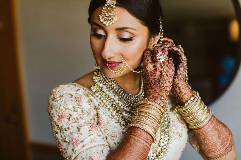 South Asian Romantic Ceremony