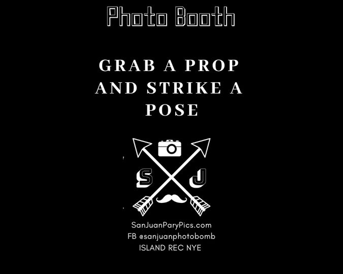 Grab A Prop and Skrike A Pose