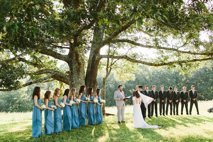 Tree ceremony