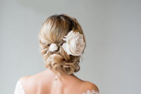 Down the Aisle in Style Hair and Makeup