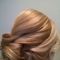 Tmx 1507136112665 2017 Blonde Updo2 Baltimore, Maryland wedding beauty