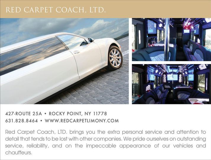 Red Carpet Limousine/ Coach