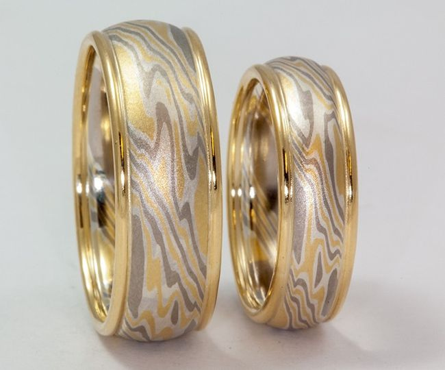 Matching Yellow Wedding Set