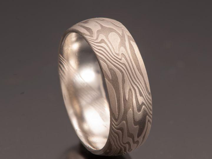 Tmx Shibuichi 8mm Web 51 517598 158535543361749 Bellingham wedding jewelry