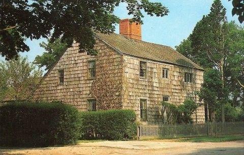 The Thomas Halsey Homestead