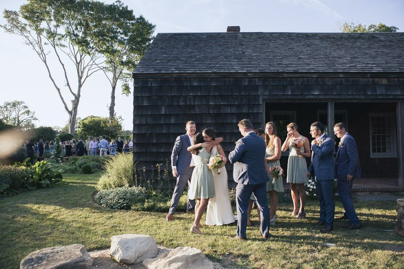 The Thomas Halsey Homestead - Summer Wedding
