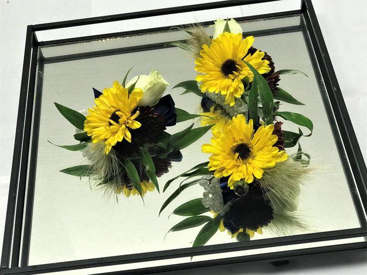 Tmx Wrist Corsage Sunflower 10 19 51 939598 1572380778 Englewood, CO wedding florist