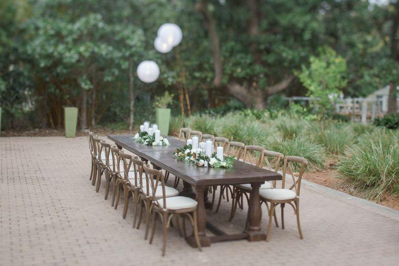 Dashwood Tables