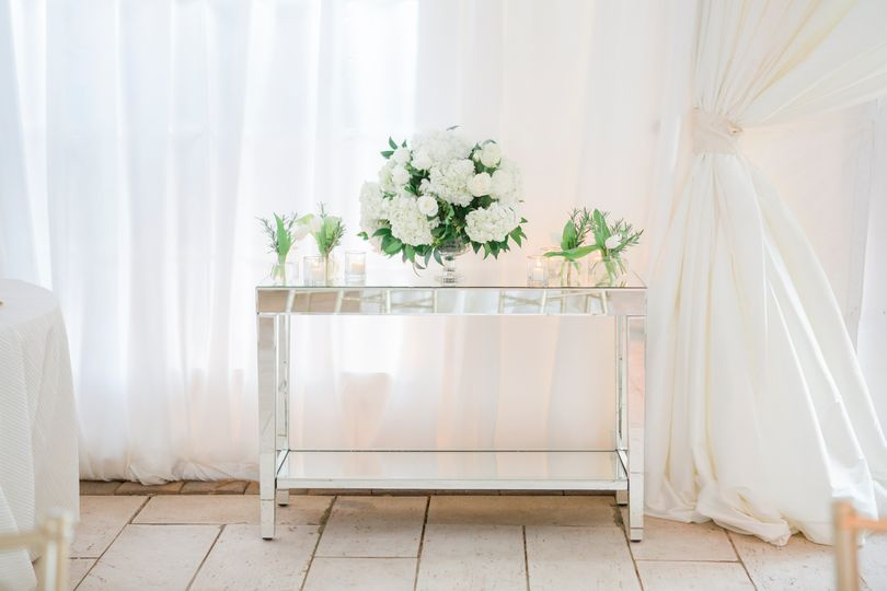Tallulah Mirror Table