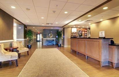 The Hampton hallway