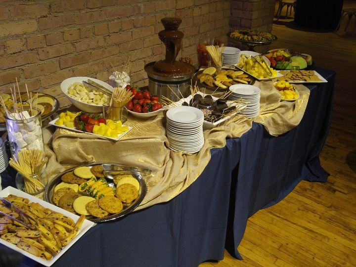 Tmx 1489430191964 Desserts Chicago wedding catering