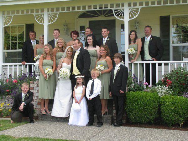 Tmx 1222793389979 Woodmansewed054 Marysville wedding florist