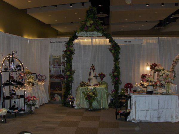 Tmx 1223514377657 EverettBridalShow053 Marysville wedding florist