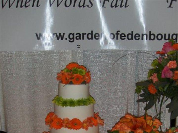 Tmx 1235453994937 BridalShow2009029 Marysville wedding florist
