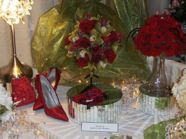 Tmx 1235454289187 BridalShow2009037 Marysville wedding florist