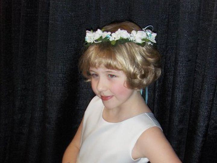 Tmx 1235454527593 BridalShow2009072 Marysville wedding florist