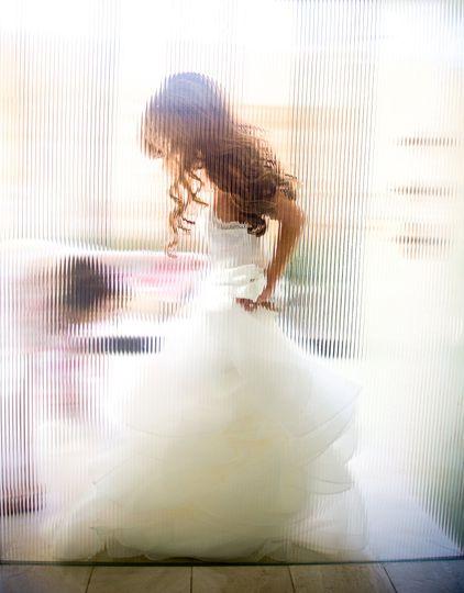 Bernardus Lodge Bridal Suite. Donning the Dress.