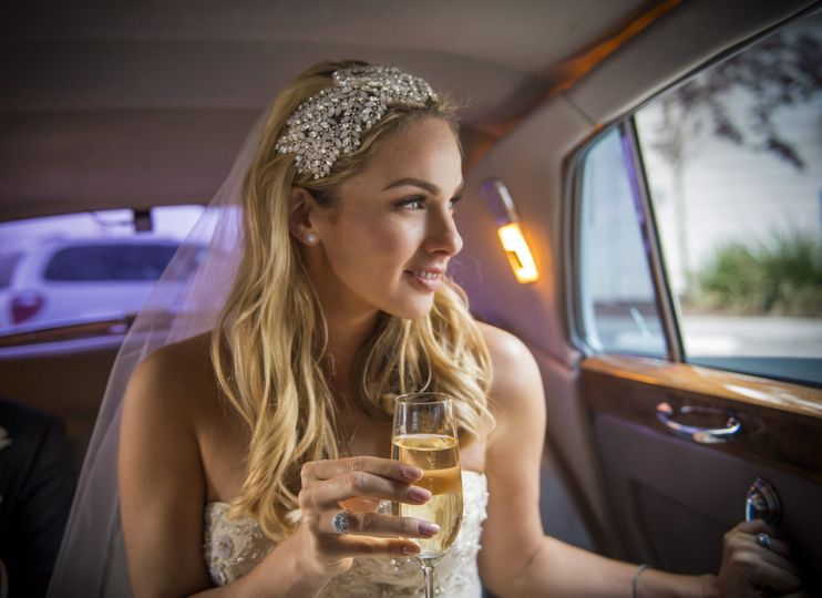 Champagne for the ride