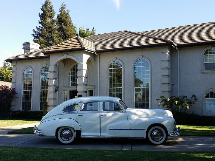 Tmx 1443817503590 Pearl On The Block Elk Grove, CA wedding transportation