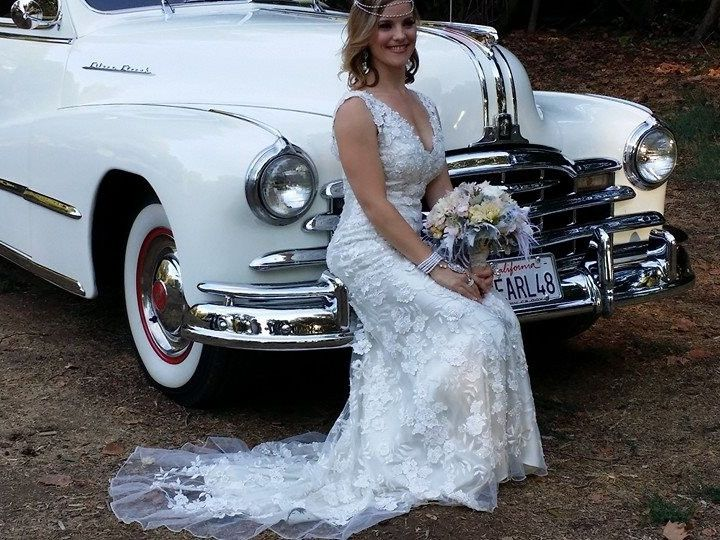 Tmx 1443837360208 Chrome Elk Grove, CA wedding transportation