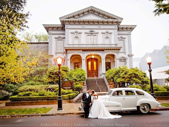 Tmx 1519840685 5482d54df37c03a3 1519840684 043c1a15b5021437 1519840684093 1 Crocker Elk Grove, CA wedding transportation
