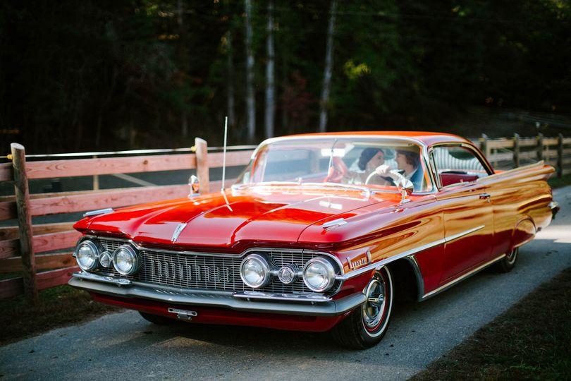 '59 Oldsmobile
