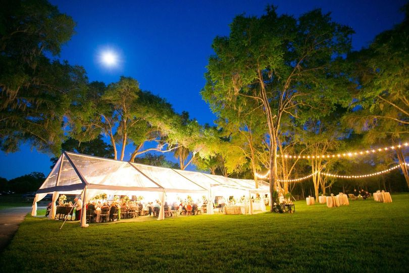 Private residence Tent:  Rentaland