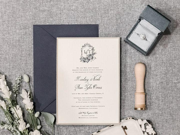 Tmx Img 5149 Edited 51 592698 Hammond, LA wedding invitation