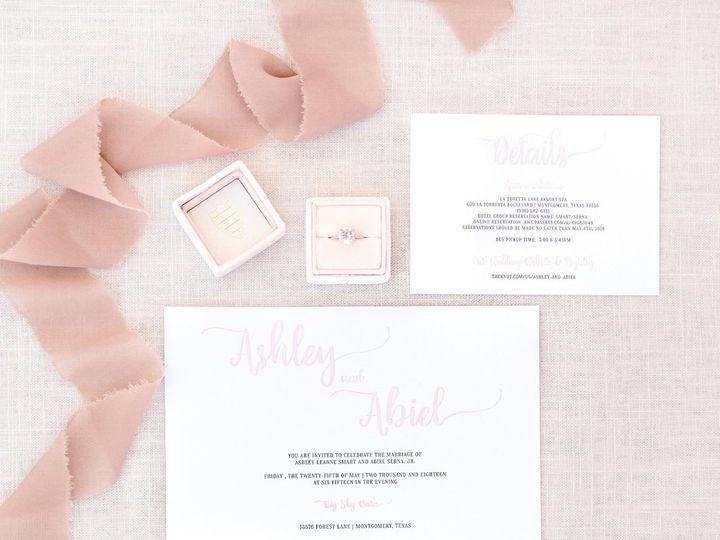 Tmx Invitobella Flat Lays 8 51 592698 Hammond, LA wedding invitation