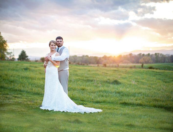 rachel matt berry wedding grass edit