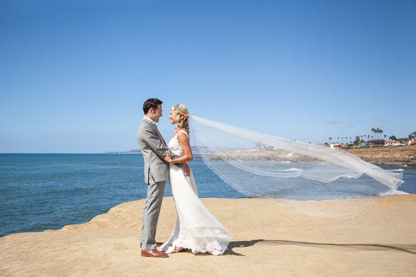 san diego wedding photographer sunset cliffs