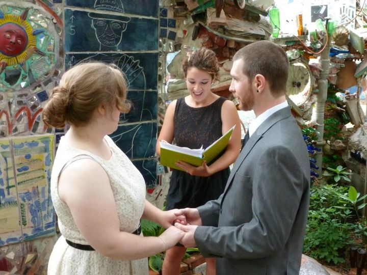 Tmx 1365478946470 Mgwedding2 Philadelphia wedding officiant