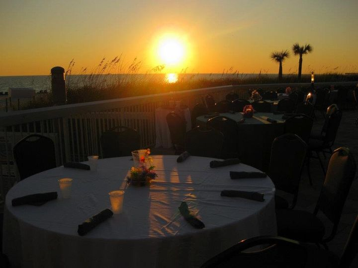 Tmx 1356801619242 Pooldecksunset Panama City Beach, FL wedding venue