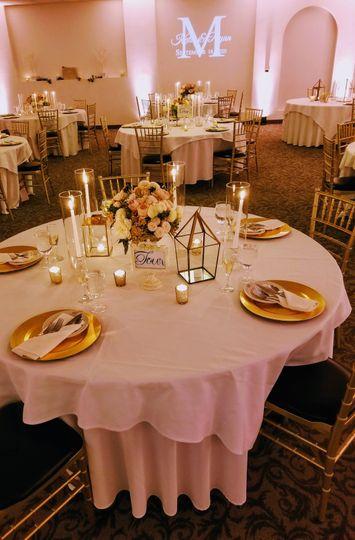 Romantic Wedding 9-19-20