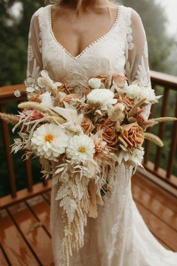 Textured Boho Bouquet