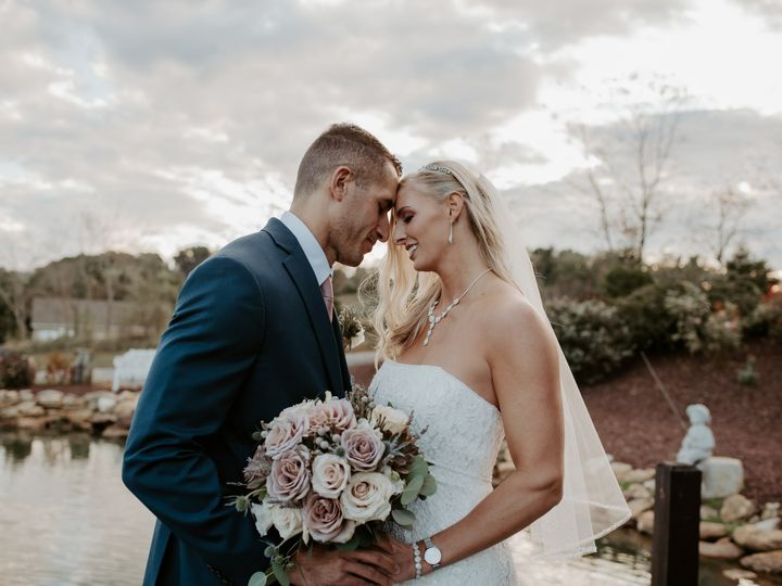 Tmx Noelle And Chris 10 12 19 421 51 1004698 158110096831050 Alexander, NC wedding florist
