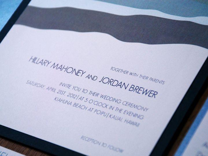 Tmx 1342972454314 435x7 Fort Collins wedding invitation