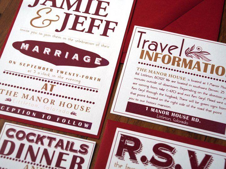 Tmx 1342972689634 Detail Fort Collins wedding invitation