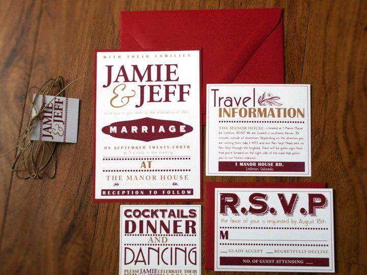 Tmx 1342972691189 Full Fort Collins wedding invitation
