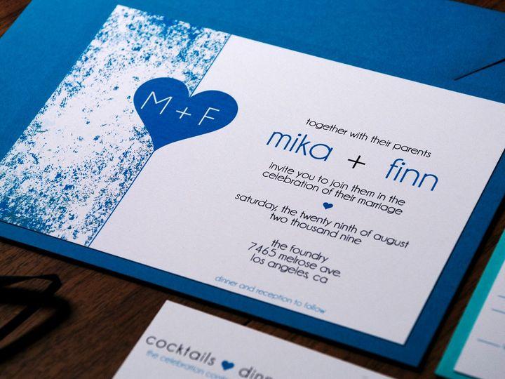Tmx 1342972711028 555x7 Fort Collins wedding invitation