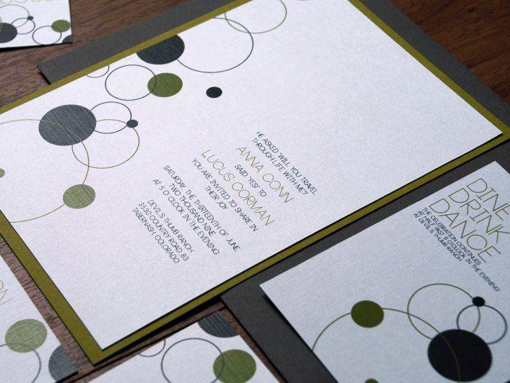 Tmx 1342972729277 Invite Fort Collins wedding invitation
