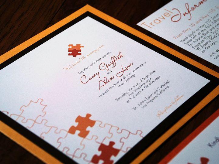 Tmx 1342972854054 1155x7 Fort Collins wedding invitation
