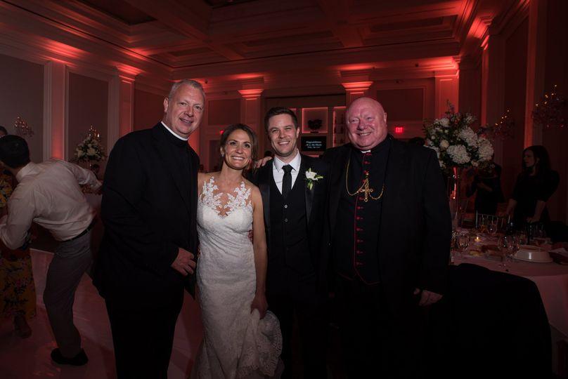 Men In Black Wedding Officiant