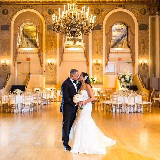 Goldden wedding