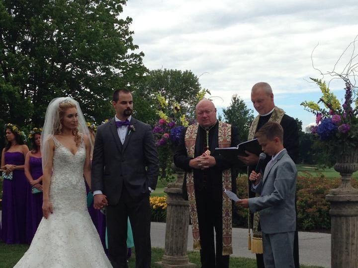Tmx 1422530031091 Michael  Stephanie Ritchie Wedding 9 Lewes, Delaware wedding officiant