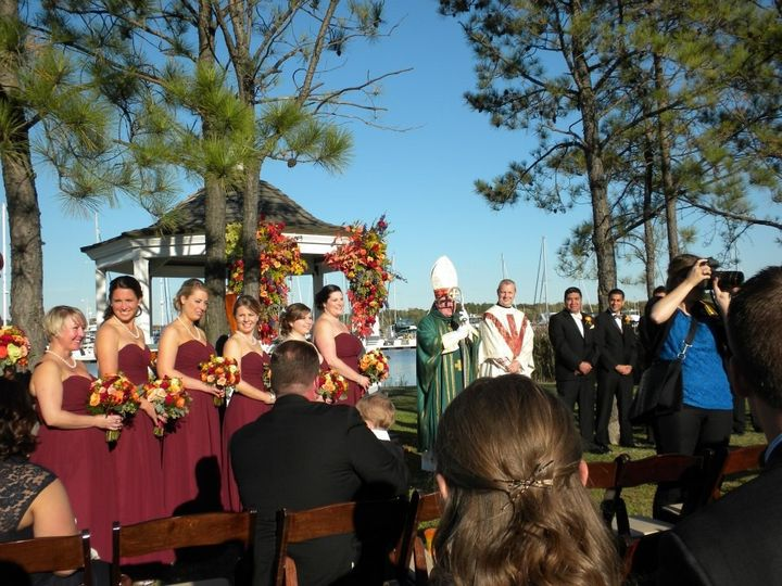 Tmx 1422531243560 Malinda And Sergios Wedding 10 Lewes, Delaware wedding officiant