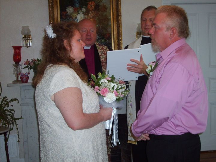 Tmx 1422544808083 Jamie Our Wedding Weekend 067 Lewes, Delaware wedding officiant